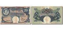 EAST AFRICA, 20 Shillings, Undated (1961-63), KM:39, VF(30-35)