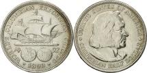 Us Coins - United States, Half Dollar, 1893, Philadelphia, EF(40-45), Silver, KM 117
