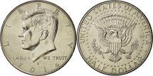 Us Coins - Coin, United States, Half Dollar, 2014, Denver, MS(64), Copper-Nickel Clad