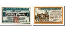World Coins - Germany, Wunstorf, 50 Pfennig, Eglise, 1920, 1920-11-15, UNC(63), Mehl:1458.1