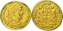Ancient Coins - Jovian, Solidus, Antioch, EF(40-45), Gold, RIC:223