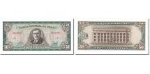 Chile, 50 Escudos, 1962, KM:140b, UNC(65-70)