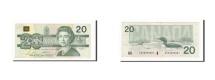 Canada, 20 Dollars, 1991, KM:97b, UNC(65-70)