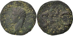 Ancient Coins - Augustus, As, Roma, , Bronze, RIC #72, 9.08