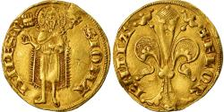 World Coins - Coin, ITALIAN STATES, TUSCANY, Florin, Florence, EF(40-45), Gold, Friedberg:275