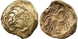 Ancient Coins - Coin, Pictones, Area of Poitiers, Stater, , Electrum, Delestrée:3659