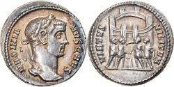 Ancient Coins - Coin, Galerius, Argenteus, 294, Ticinum, , Silver, RIC:15b