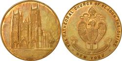Us Coins - United States of America, Medal, Cathedral Church of St. John the Divine, New