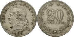 World Coins - Coin, Argentina, 20 Centavos, 1938, , Copper-nickel, KM:36
