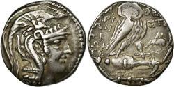 Ancient Coins - Coin, Attica, Athens, Tetradrachm, Athens, , Silver, HGC:4-1602