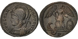Ancient Coins - Nummus, Lyons, , Copper, RIC #241, 2.36