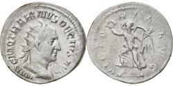 Ancient Coins - Coin, Trajan Decius, Antoninianus, 250, Roma, , Billon, RIC:29c