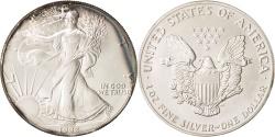 Us Coins - United States, Dollar, 1992, U.S. Mint, Philadelphia, , Silver, KM:273