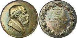World Coins - France, Medal, Prix de Médecine, Hippocrate, Rennes, 1898, Dubois.E,