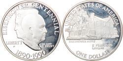 Us Coins - Coin, United States, Centennaire de la Naissance Einsenhower, Dollar, 1990, U.S.