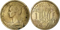 World Coins - Coin, Réunion, Franc, 1948, ESSAI, , Copper-nickel, KM:E3, Lecompte:52