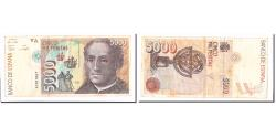 World Coins - Banknote, Spain, 5000 Pesetas, 1992, 1992-10-12, KM:165, EF(40-45)