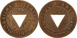 Us Coins - United States, Token, Seattle Municipal Railway