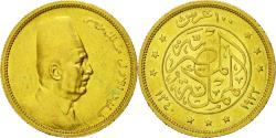 World Coins - Coin, Egypt, Fuad I, 100 Piastres, 1922, British Royal Mint, , Gold