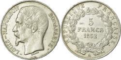 World Coins - Coin, France, Napoléon III, 5 Francs, 1852, Paris, , Silver, KM 773.1