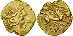 Coin, Carnutes, Stater, , Gold, Delestrée:2525