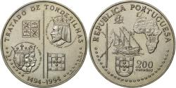 World Coins - Coin, Portugal, 200 Escudos, 1994, , Copper-nickel, KM:671