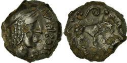 Ancient Coins - Coin, Veliocasses, Bronze SVTICOS Æ, , Bronze, Delestrée:648