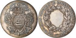 World Coins - France, Medal, Grand Concours de Sapeurs-Pompiers, Le Havre, 1903,