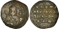 Ancient Coins - Coin, Constantine VII with Romanus I, Follis, 931-944, Constantinople