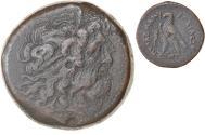 Ancient Coins - Coin, Egypt, Ptolemy IV, Bronze Æ, 221-204 BC, Alexandria, , Bronze