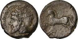 Ancient Coins - Coin, Numidia (Kingdom of), Massinissa or Micipsa, Bronze Æ, , Bronze