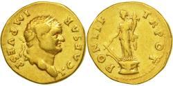 Titus, Aureus, Rome, , Gold, RIC:696