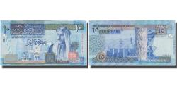 World Coins - Banknote, Jordan, 10 Dinars, 2004, KM:36b, UNC(65-70)