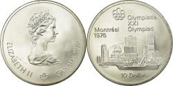 World Coins - Coin, Canada, Elizabeth II, 10 Dollars, 1973, Royal Canadian Mint, Ottawa