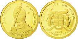 World Coins - Coin, Benin, 1500 Francs CFA, 2011, , Gold