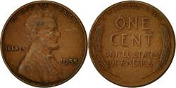 Us Coins - Coin, United States, Lincoln Cent, Cent, 1955, U.S. Mint, Philadelphia