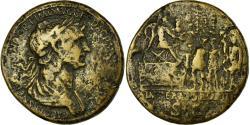 Ancient Coins - Coin, Trajan, Sestertius, Roma, , Bronze