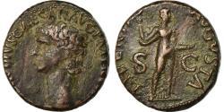 Ancient Coins - Coin, Claudius, As, 41-50, Roma, , Copper, Cohen:47, RIC:97