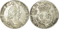 World Coins - Coin, France, Louis XIV, Écu aux palmes, Ecu, 1694,