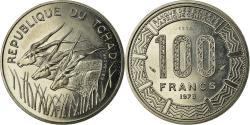 World Coins - Coin, Chad, 100 Francs, 1975, Paris, ESSAI, , Nickel, KM:E5