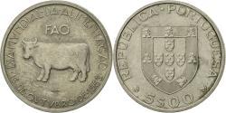World Coins - Portugal, 5 Escudos, 1983, , Copper-nickel, KM:618