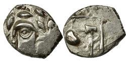 Ancient Coins - Coin, Volcae Tectosages, Drachm, , Silver, Feugère & Py:DCR-73