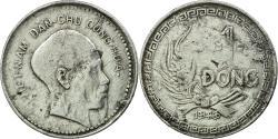 World Coins - Coin, Vietnam, Dong, 1946, Vantaa, Double-strike, , Aluminum, KM:3