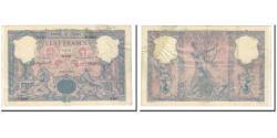 World Coins - France, 100 Francs, Bleu et Rose, 1899-04-29, EF(40-45), Fayette:21.12, KM:65b