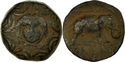 Ancient Coins - Coin, Seleukid Kingdom, Antiochos III, Bronze Æ, 202-187 BC, Uncertain Mint