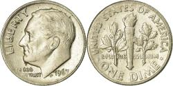 Us Coins - Coin, United States, Roosevelt Dime, Dime, 1967, U.S. Mint, Philadelphia