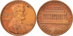 Us Coins - United States, Lincoln Cent, 1982, Philadelphia, , KM:201