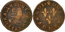 World Coins - Coin, France, CHATEAU-RENAUD, François de Bourbon, Double Tournois, Variety