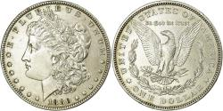 Us Coins - Coin, United States, Morgan Dollar, Dollar, 1880, Philadelphia,