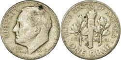 Us Coins - Coin, United States, Roosevelt Dime, Dime, 1948, U.S. Mint, Denver,